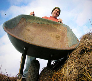 Happy Dirt Veggie Patch Wheelbarrow