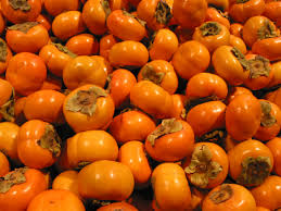 The amazing persimmon from Small Creek Farm!