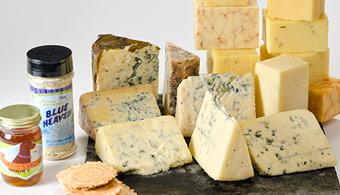 Rogue Creamery Cheeses
