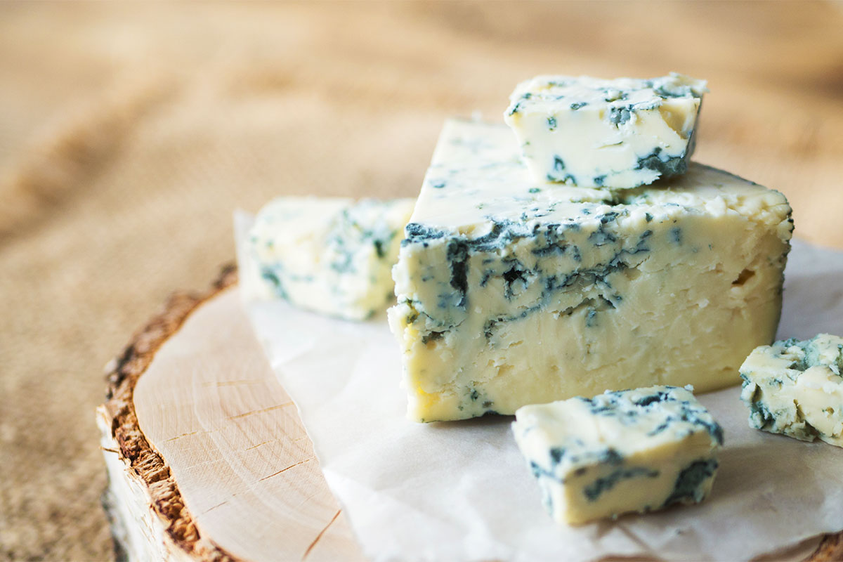 Billy Goat Blue Cheese