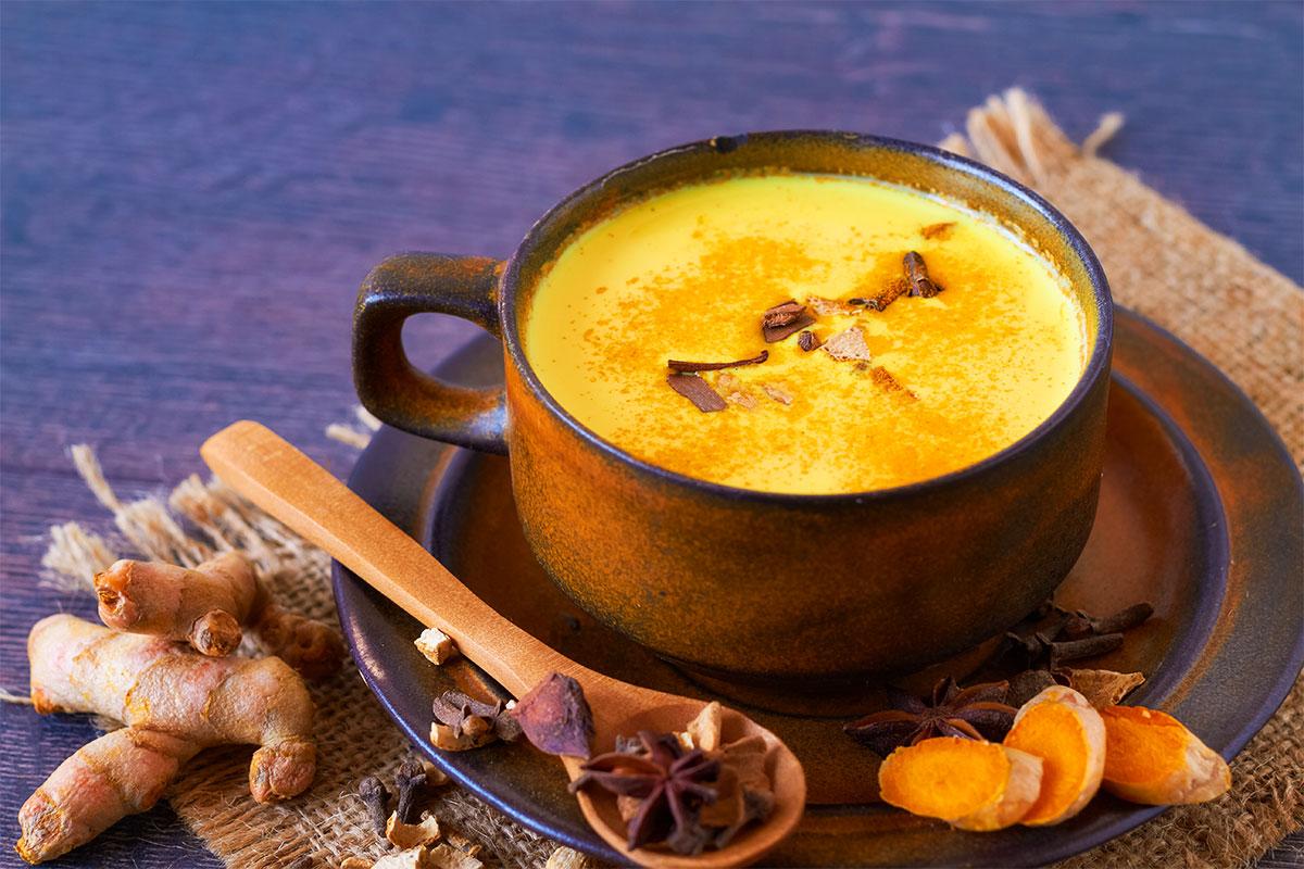 Golden Spice Chai