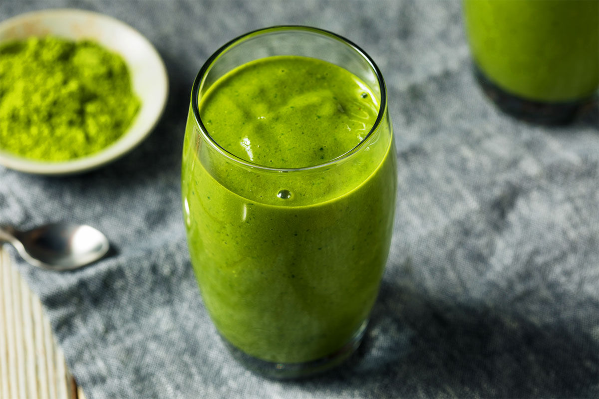 Raw Green Smoothie Mix