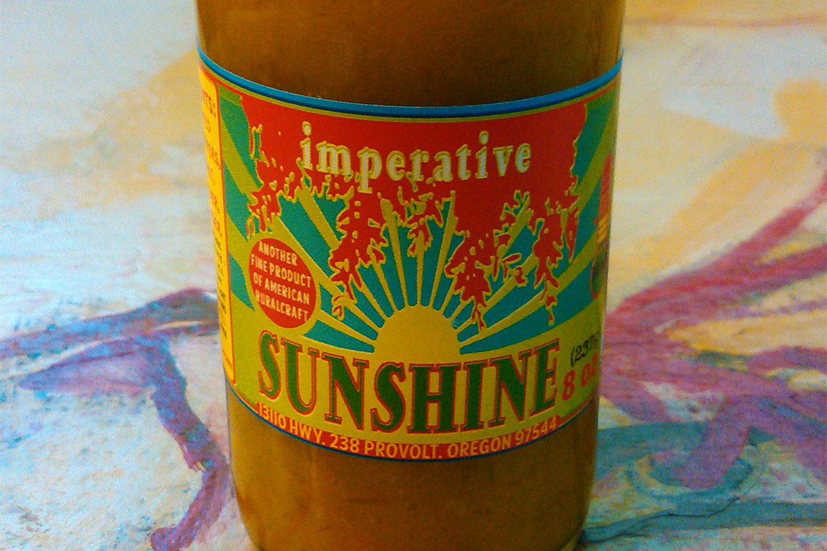 Imperative Sunshine Sauce