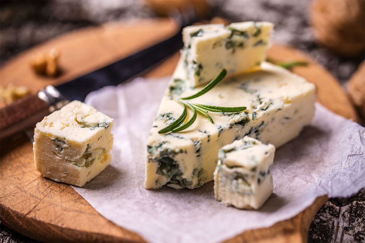 Oregonzola Cheese