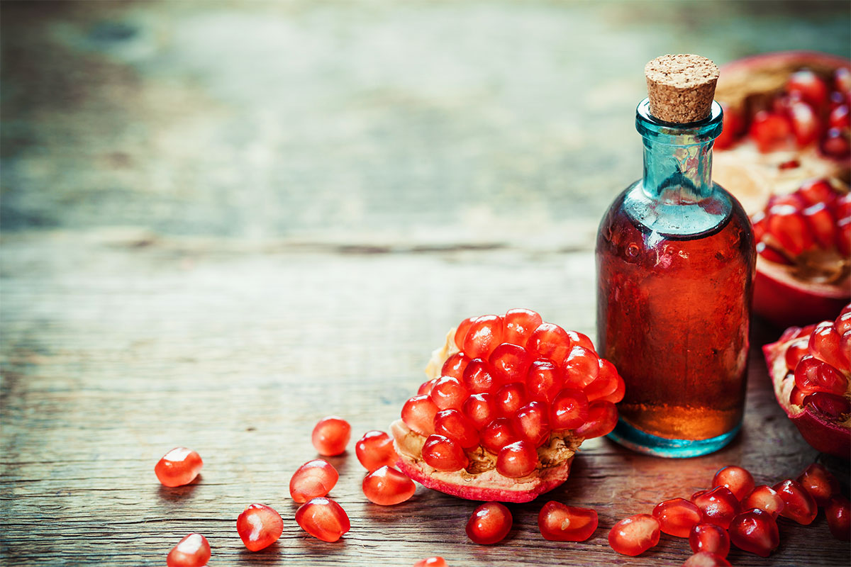 Pomegranate Balsamic Vinegar