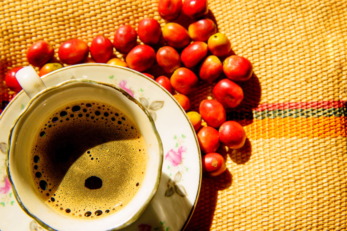 Pompadour Coffee