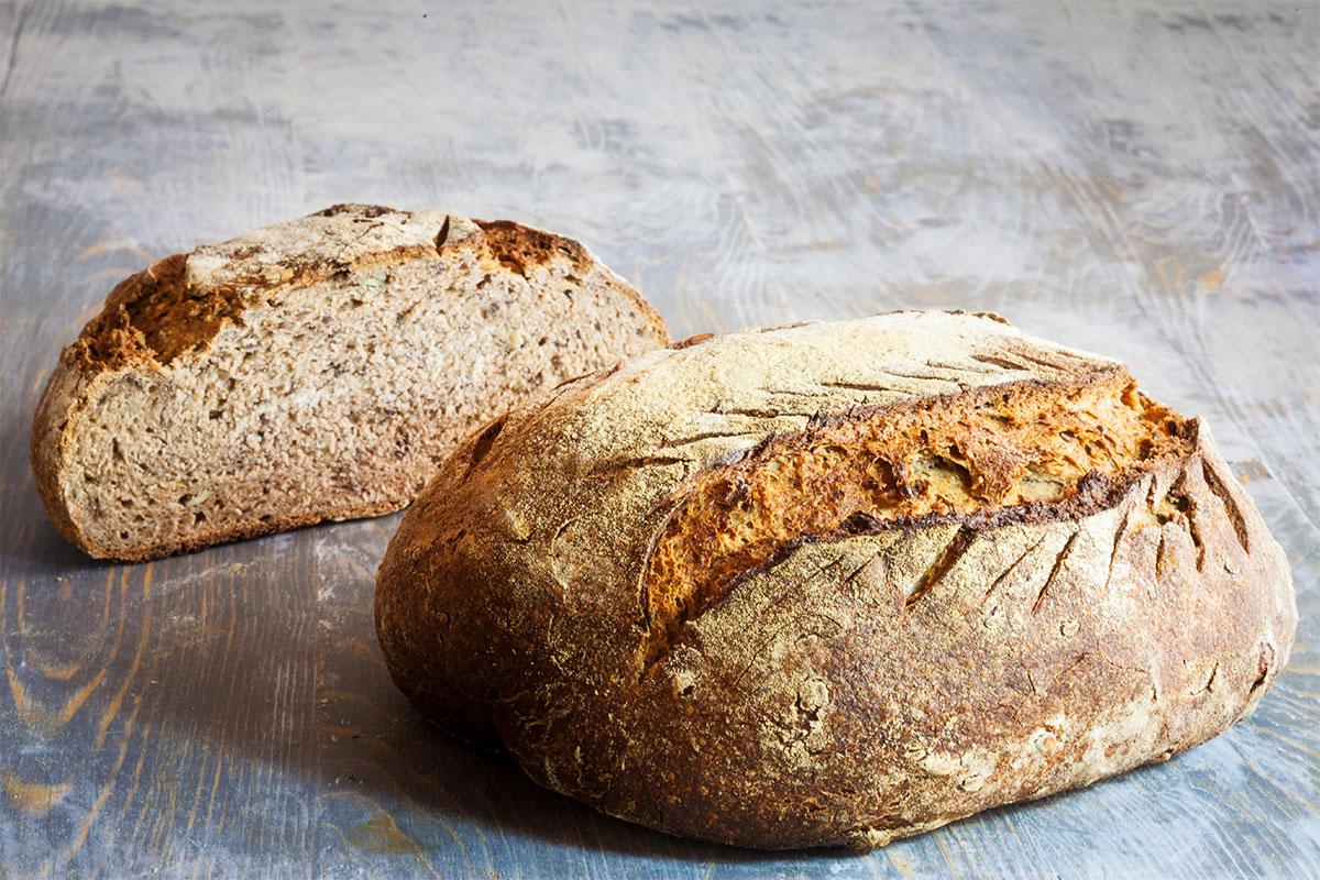 Rustic Levain Bread