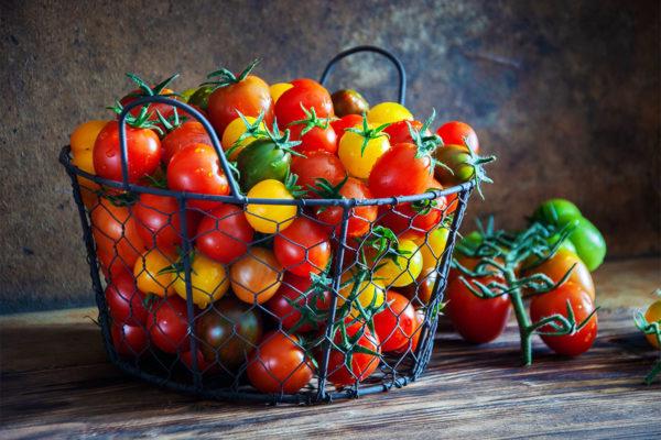 Mixed Cherry Tomatoes