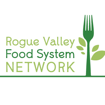 Rogue Valley Food System Network Logo