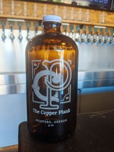 The Copper Plank Growler