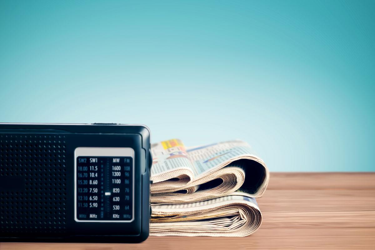 Newspapers and Radio